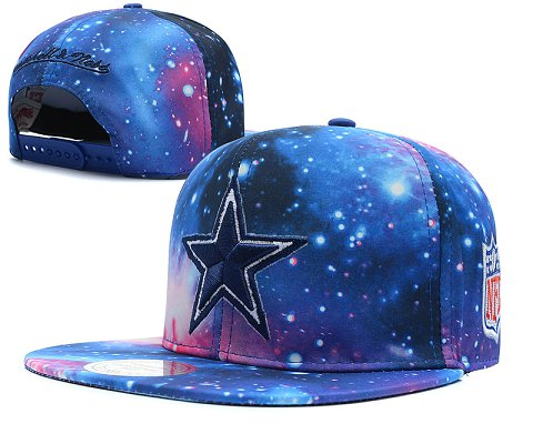 Dallas Cowboys NFL Snapback Hat SD11