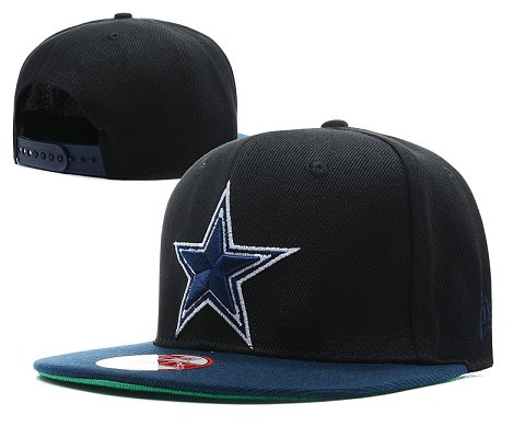 Dallas Cowboys NFL Snapback Hat SD12