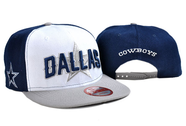 Dallas Cowboys NFL Snapback Hat TY 3