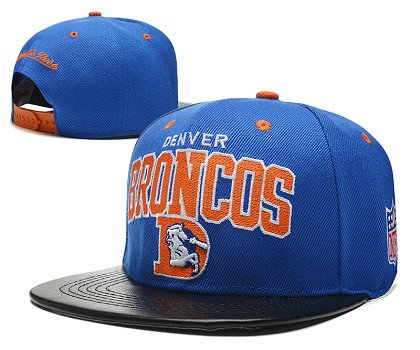 Denver Broncos Hat SD 150228 1