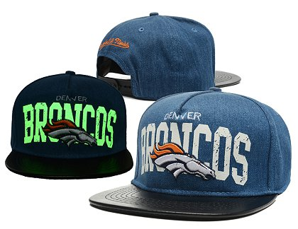 Denver Broncos Hat SD 150228 6