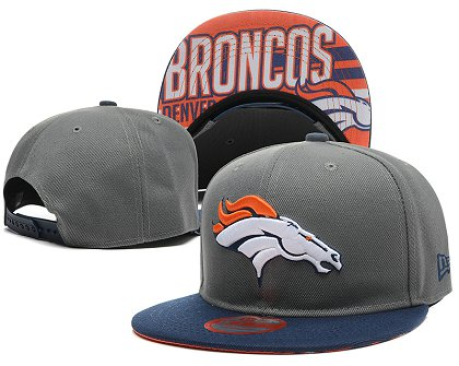 Denver Broncos Hat TX 150306 2