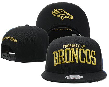 Denver Broncos Hat TX 150306 3