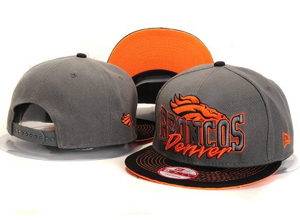 Denver Broncos New Type Snapback Hat YS 6R21
