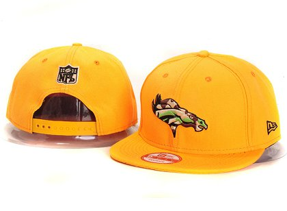 Denver Broncos New Type Snapback Hat YS 6R47
