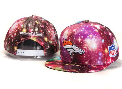 Denver Broncos New Type Snapback Hat YS A706
