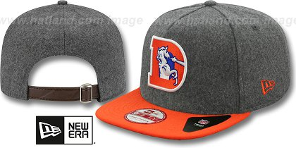 Denver Broncos-Melton Snapback Hat SF 12