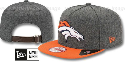 Denver Broncos-Melton Snapback Hat SF 123