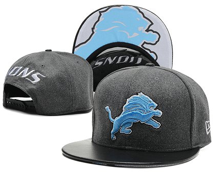 Detroit Lions Hat SD 150228 1