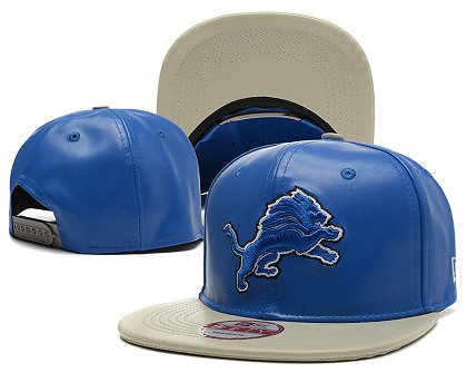 Detroit Lions Hat SD 150228 2