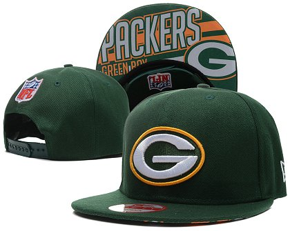 Green Bay Packers Hat SD 150315 02