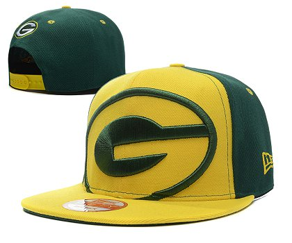 Green Bay Packers Snapback Hat 103SD 19