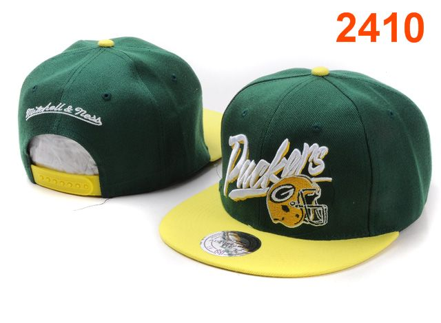 Green Bay Packers NFL Snapback Hat PT20