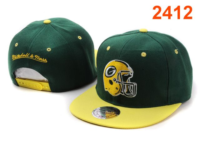Green Bay Packers NFL Snapback Hat PT22