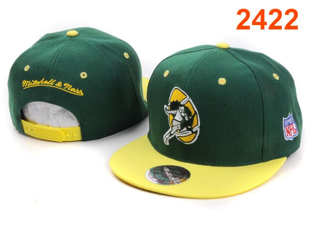 Green Bay Packers NFL Snapback Hat PT32