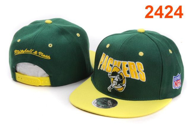 Green Bay Packers NFL Snapback Hat PT34