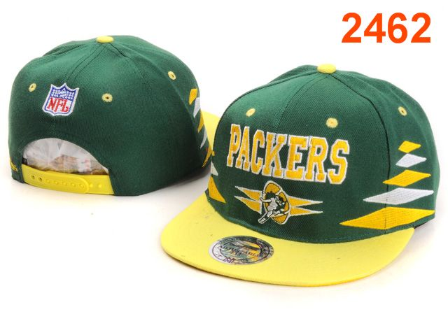 Green Bay Packers NFL Snapback Hat PT70