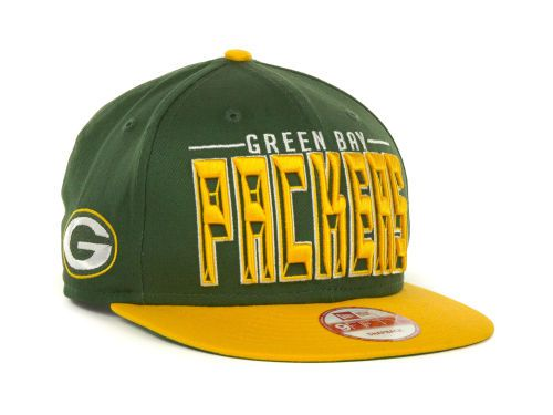 Green Bay Packers NFL Snapback Hat SD1