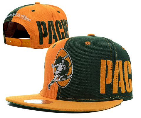 Green Bay Packers NFL Snapback Hat SD2