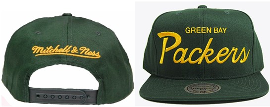 Green Bay Packers NFL Snapback Hat Sf1