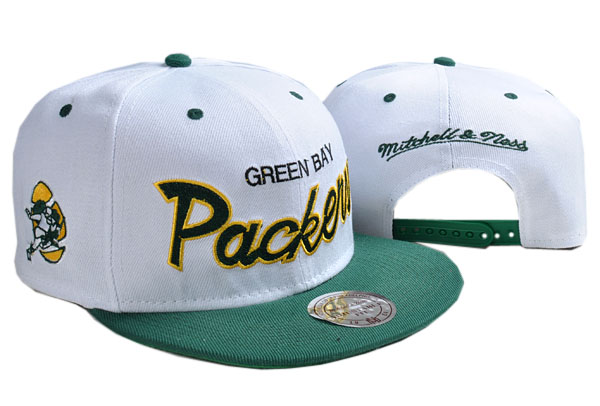 Green Bay Packers NFL Snapback Hat TY 3