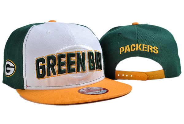 Green Bay Packers NFL Snapback Hat TY 5
