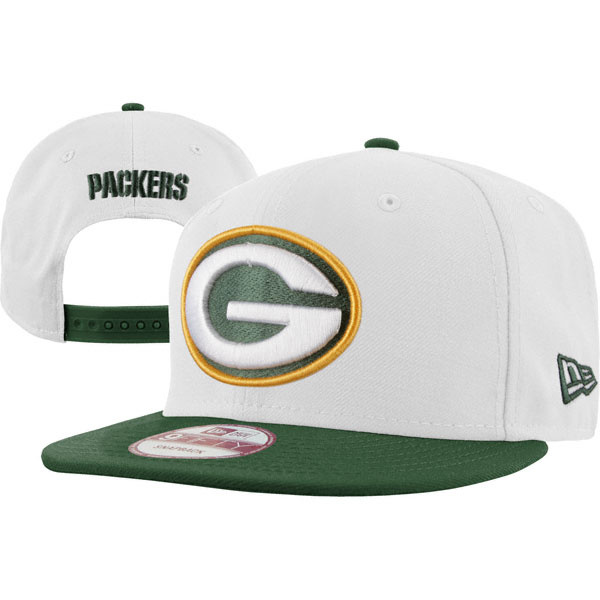 Green Bay Packers NFL Snapback Hat TY 6