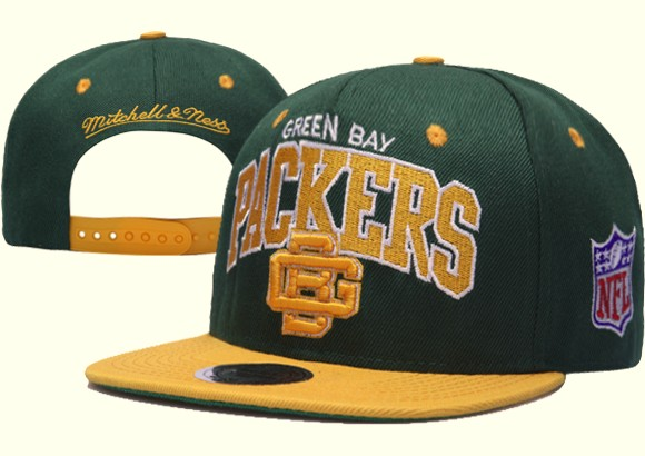 Green Bay Packers NFL Snapback Hat XDF009
