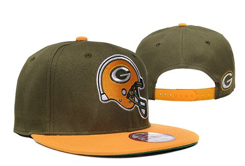 Green Bay Packers NFL Snapback Hat XDF037