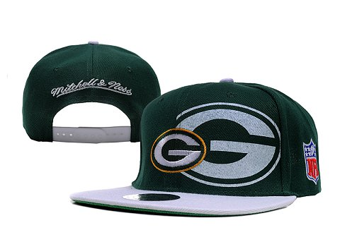 Green Bay Packers NFL Snapback Hat XDF049