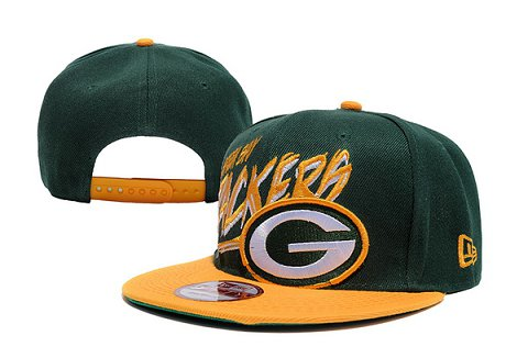 Green Bay Packers NFL Snapback Hat XDF058