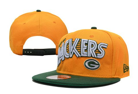 Green Bay Packers NFL Snapback Hat XDF087