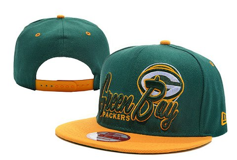 Green Bay Packers NFL Snapback Hat XDF101