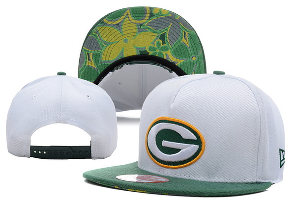 Green Bay Packers NFL Snapback Hat XDF109