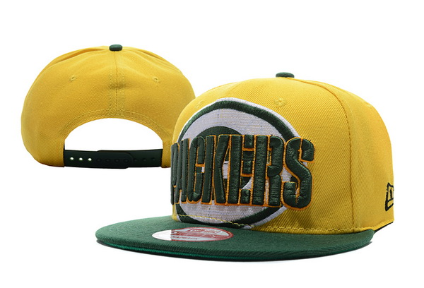 Green Bay Packers NFL Snapback Hat XDF125