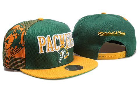 Green Bay Packers NFL Snapback Hat YX257