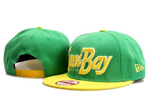 Green Bay Packers NFL Snapback Hat YX270