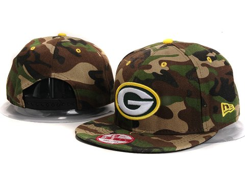 Green Bay Packers NFL Snapback Hat YX296