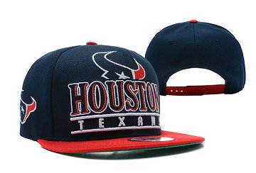 Houston Texans Snapback Hat XDF 140812 6