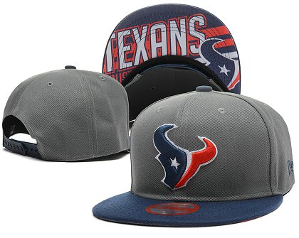 Houston Texans Hat TX 150306 1