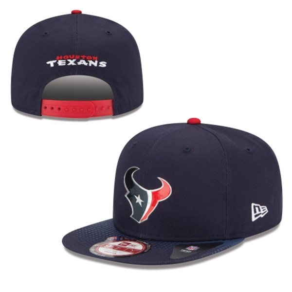 Houston Texans Snapback Navy Hat 1 XDF 0620