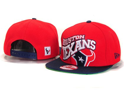 Houston Texans New Type Snapback Hat YS 6R50
