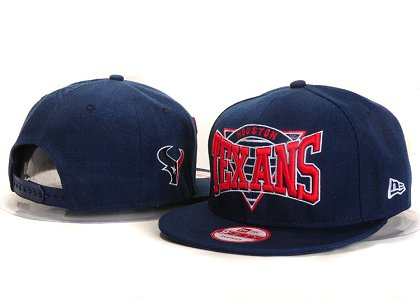 Houston Texans New Type Snapback Hat YS 6R62
