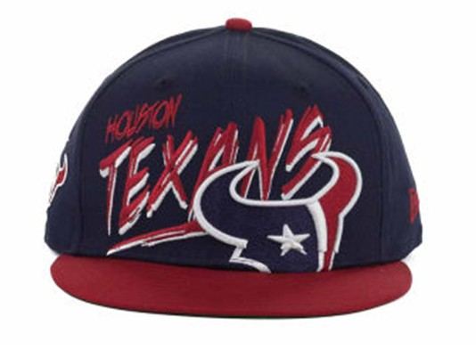 Houston Texans NFL Snapback Hat 60D1
