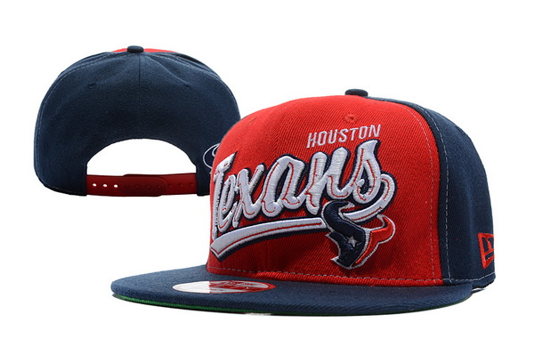 Houston Texans NFL Snapback Hat XDF169