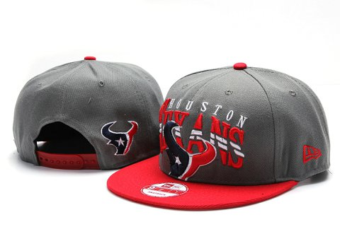 Houston Texans NFL Snapback Hat YX271
