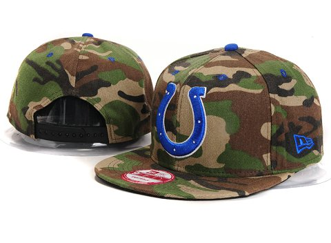 Indianapolis Colts NFL Snapback Hat YX289