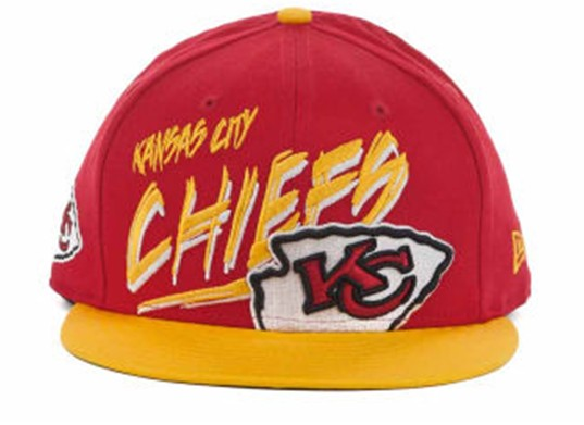 Kansas City Chiefs NFL Snapback Hat 60D2