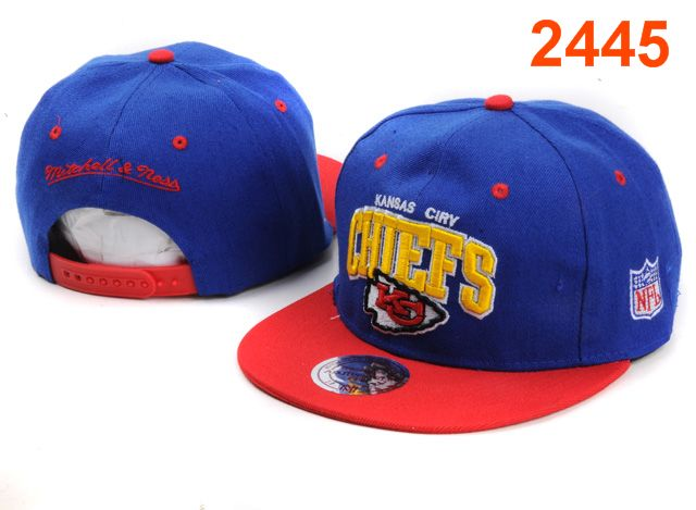 Kansas City Chiefs NFL Snapback Hat PT54