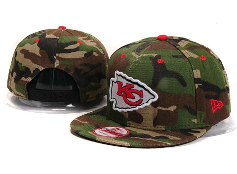 Kansas City Chiefs NFL Snapback Hat YX293